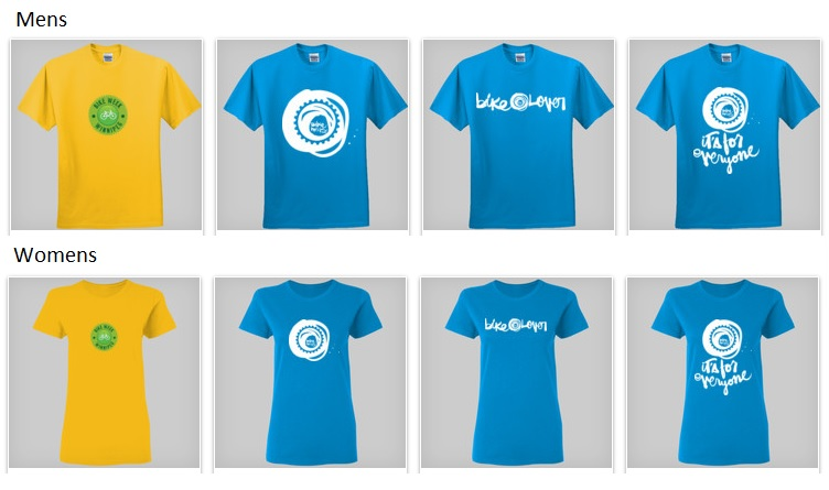 T-shirts for web