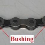 Chain bushing